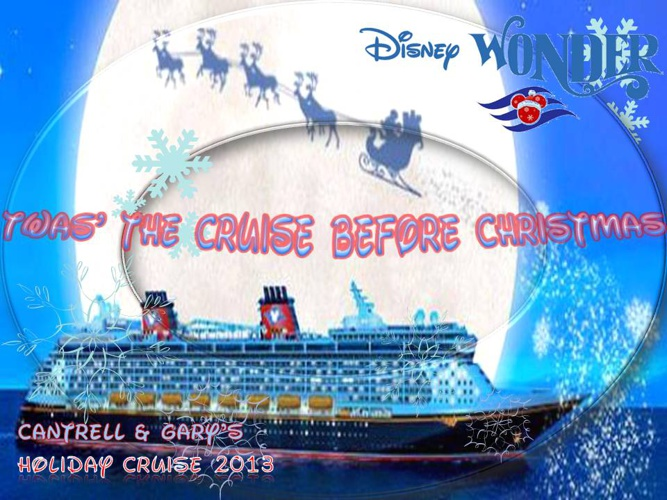 Twas The Cruise Before Christmas