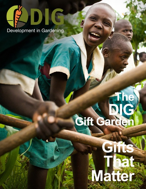DIG Gift Garden 2013-14