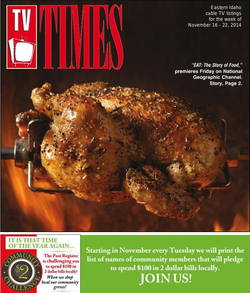 11-16-14 TV Times