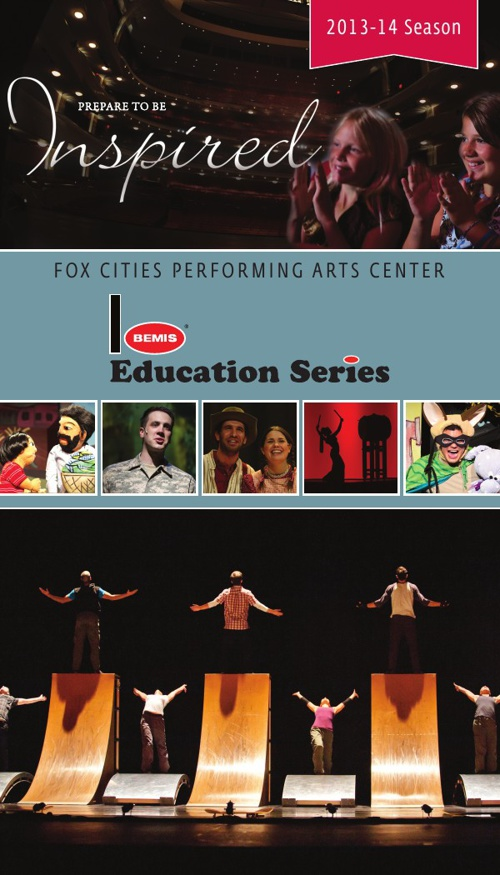 2013-14 Education Series Brochure