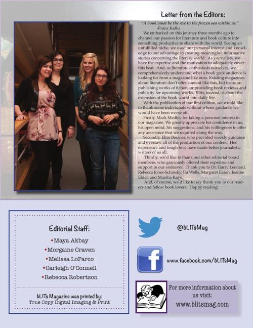 bLITs Magazine