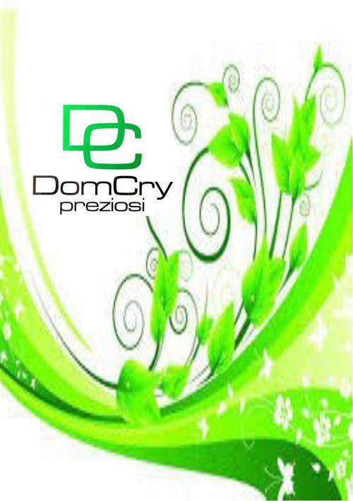 catalogo DomCry preziosi