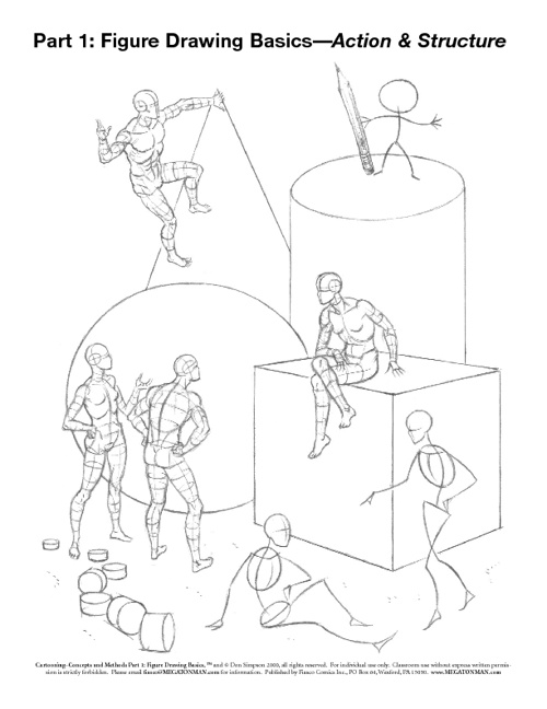 Figure drawing basics