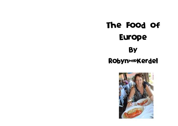 Food of Europe