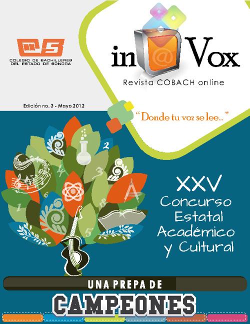 Revista InVox Mayo