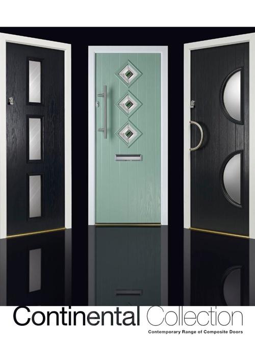 Oakland Home Improvements - Composite Doors