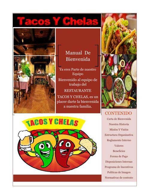 Tacos Y chelas