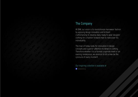 DAK Premium Luxury Menswear