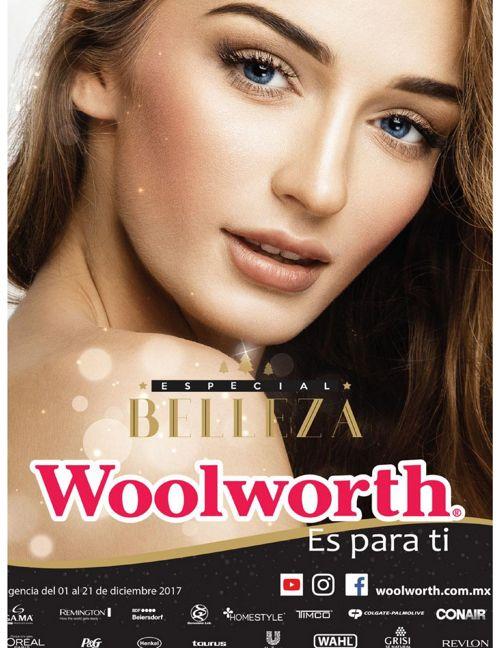 ESPECIAL DE BELLEZA WOOLWORTH