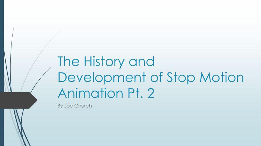 Animation Pt 2.