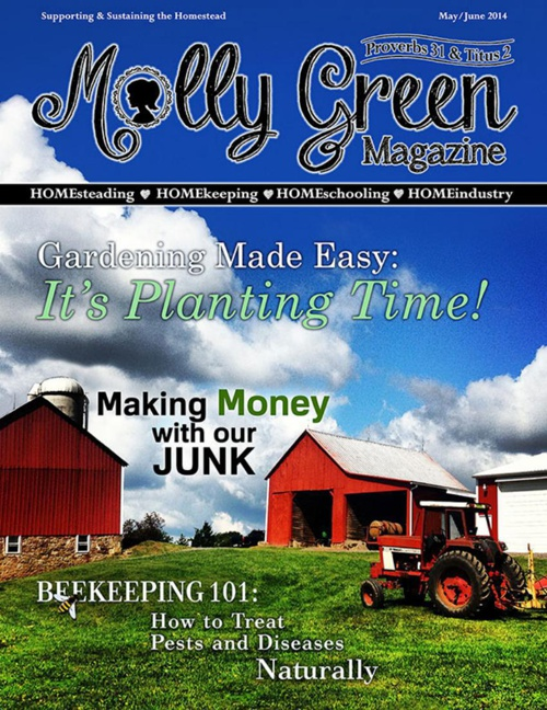 Molly Green Magazine: Supporting and Sustaining the Homestead