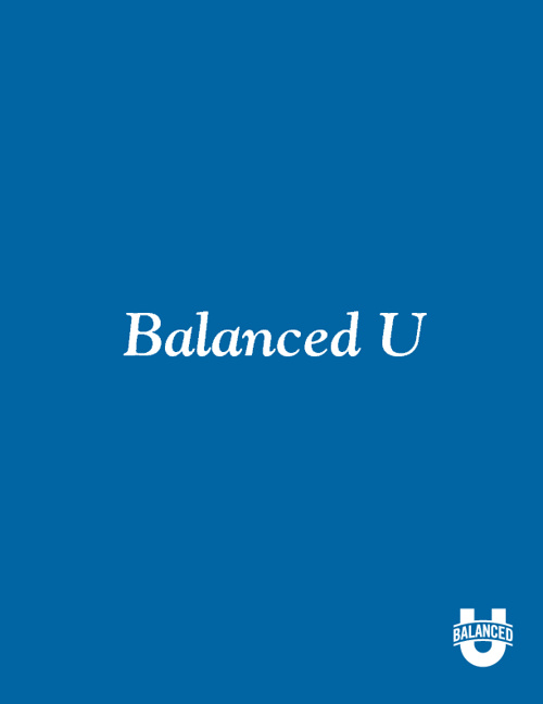 Balanced U Brain Booster Revisions