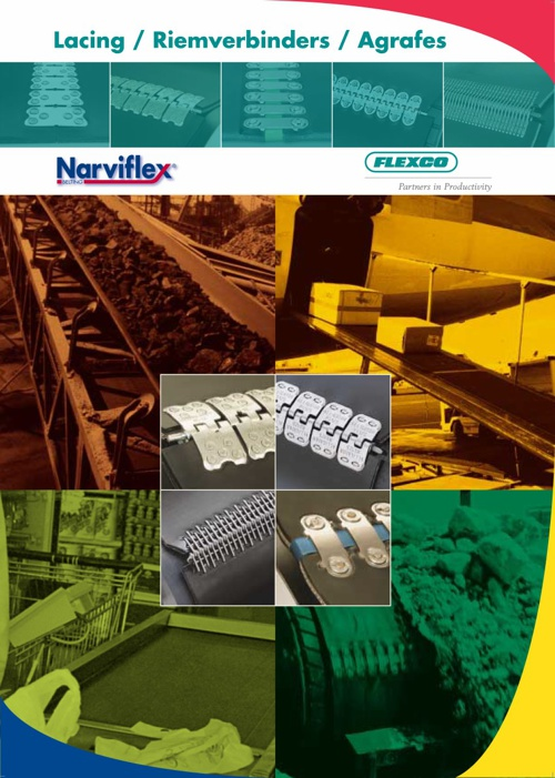 Flexco Lacing Overview Delivery Programme
