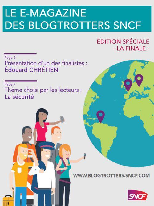 Le e-Magazine des blogtrotters - Edition Spéciale - La finale
