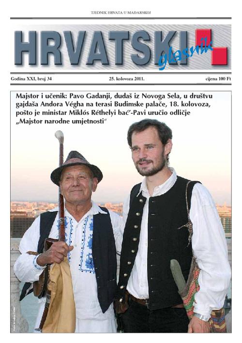 Hrvatski Glasnik 34.
