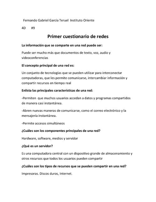 Revista de Redes