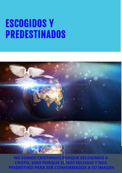ELEGIDOS Y PREDESTINADOS