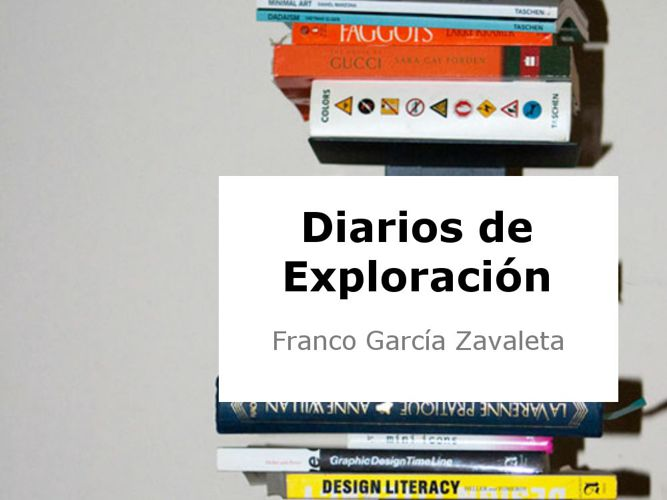 Diarios de Exploración 2