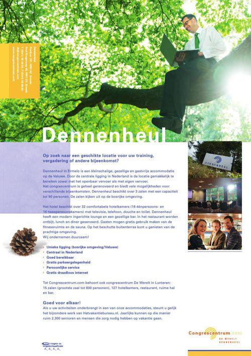 Infobladen Dennenheul