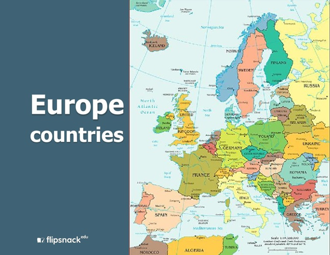 Europe countries