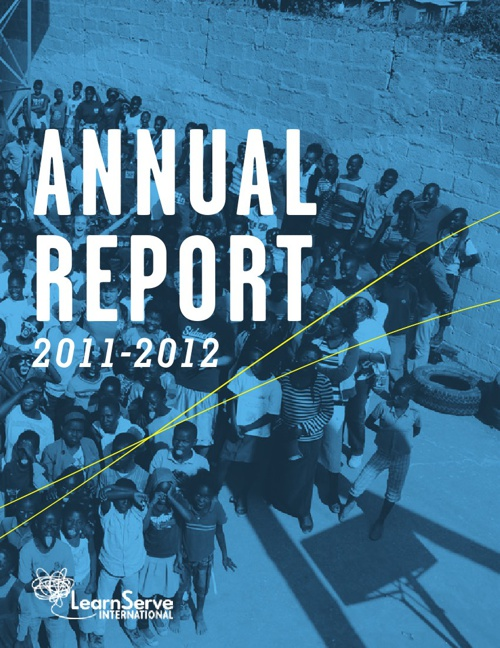 LearnServe 2011-2012 Annual Report