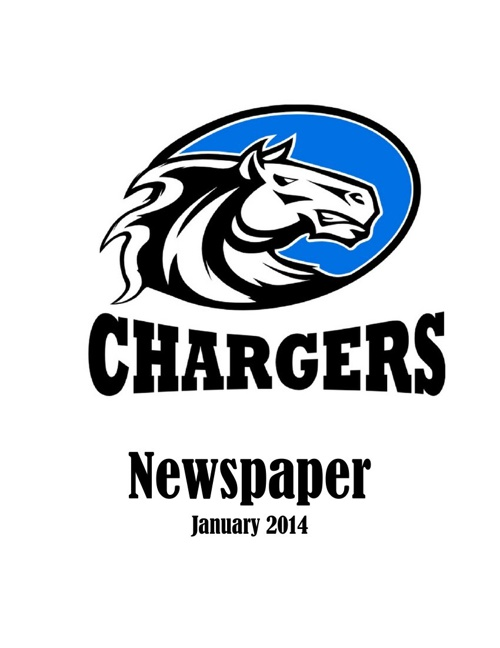 Chargers Newspaper vol.2