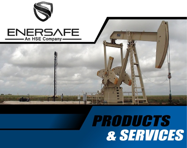 Copy of Copy of EnerSafe Products & Services Presentation