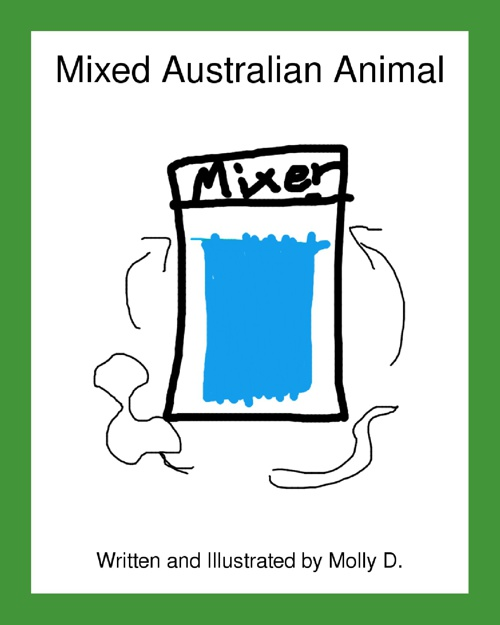 Mixed Up Australian Animal by Molly