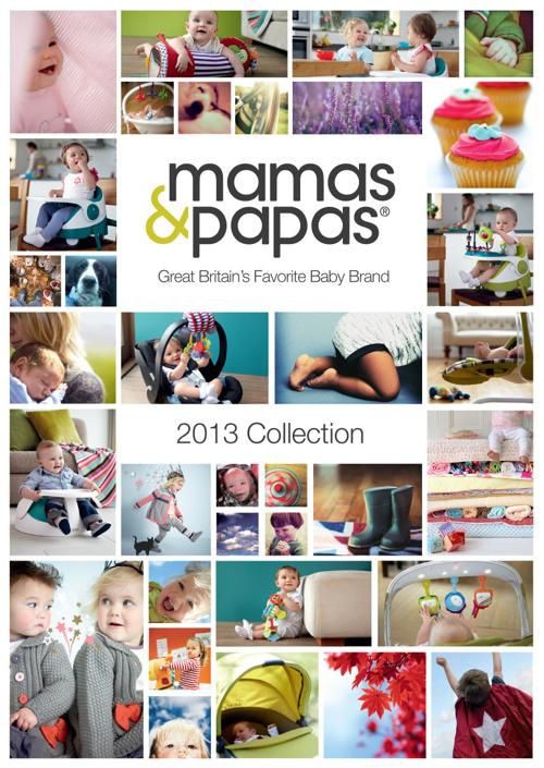 Mamas & Papas Thailand Catalog