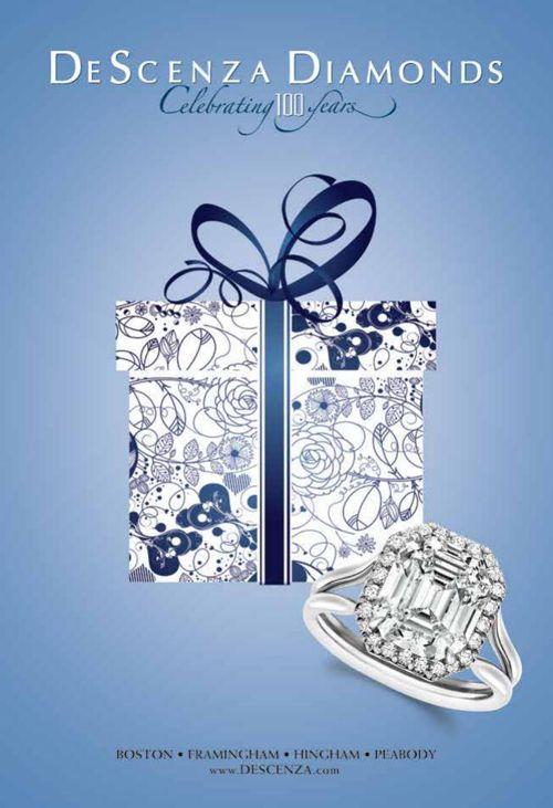 2015 DeScenza Diamonds Holiday Catalog