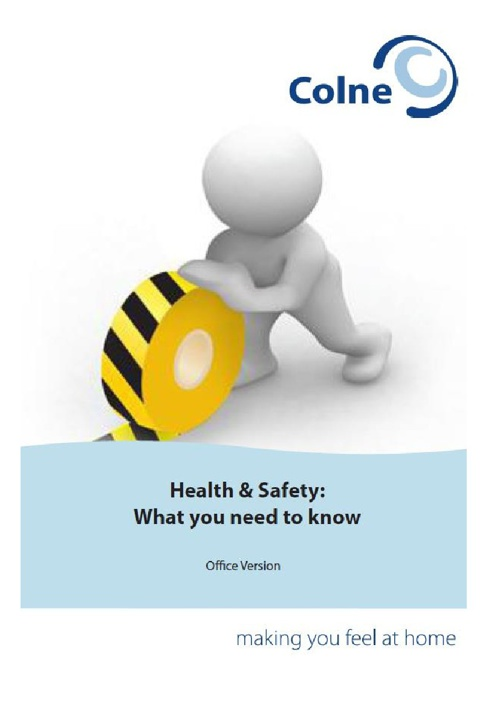 Health & Safety Booklet
