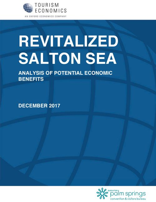 Revitalized Salton Sea: Potential Economic Benefits