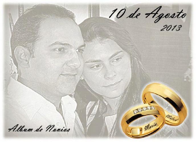 Matrimonio Maria &  Milad 10 de Agosto 2013