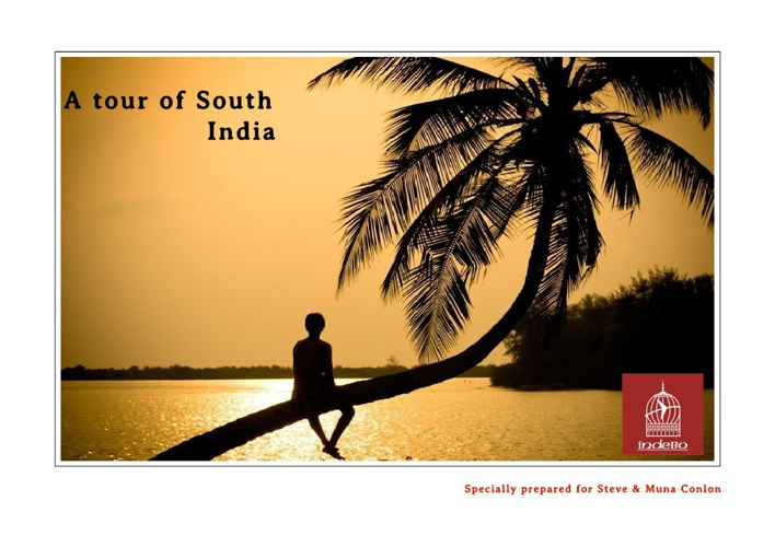 A Tour of South India