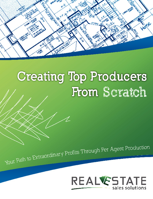 Creating Top Producers From Scratch