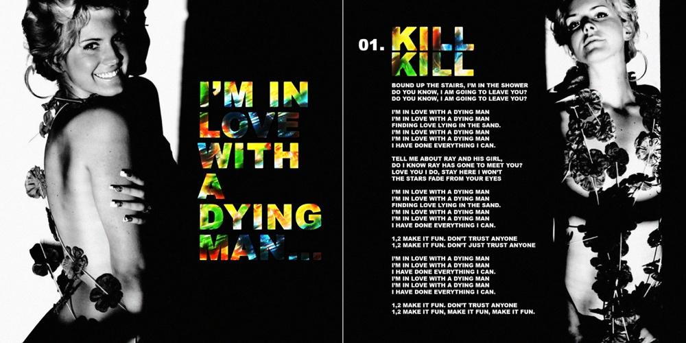 Kill Kill EP - Booklet
