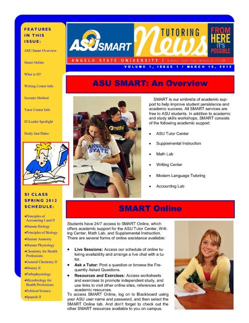 Smart Newsletter