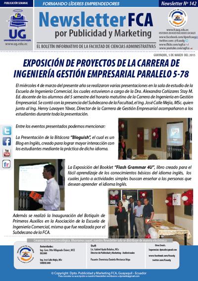 newsletter143