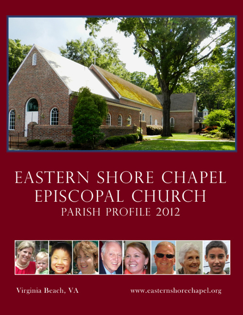 Eastern Shore Chapel Parish Profile 2012