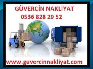 Kuyubaşı Taşımacılık 0536 828 29 52 Nakliye