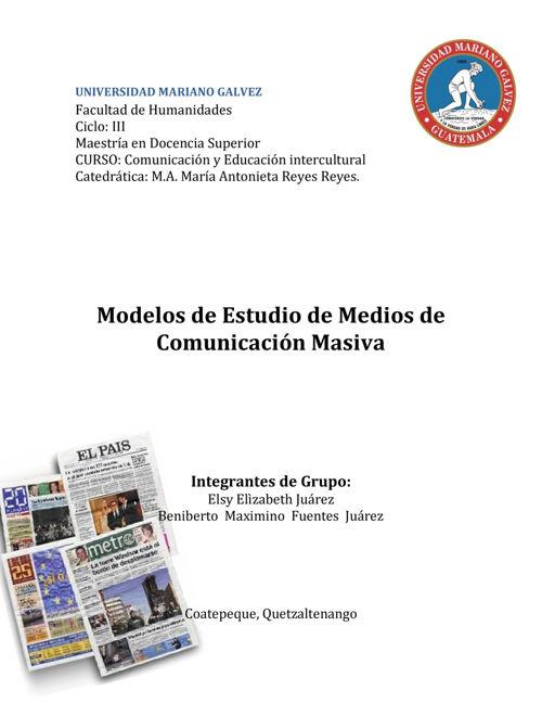 PDF MEDIOS DE COMUNICACION MASIVA