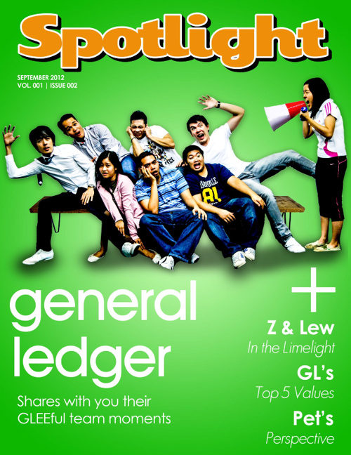 SPOTLIGHT - SEPT 2012 (General Ledger)