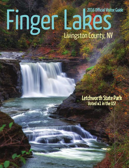 2016 Livingston County Visitors Guide