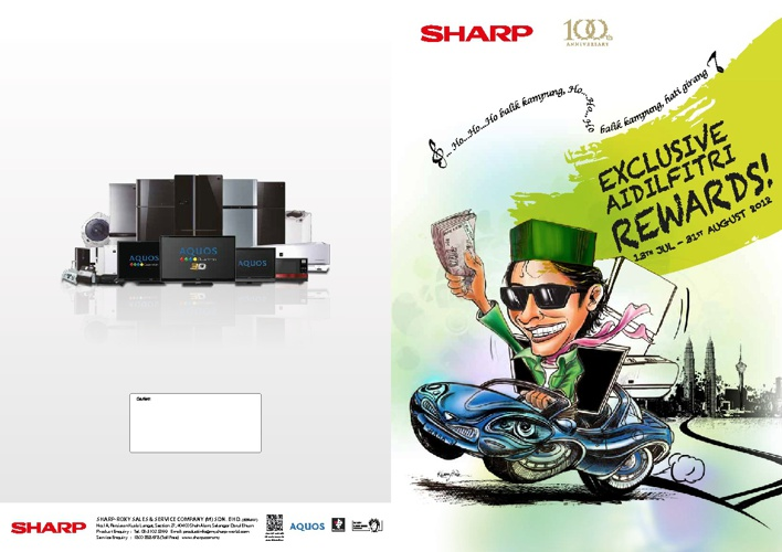 Sharp Raya Brochure 2012