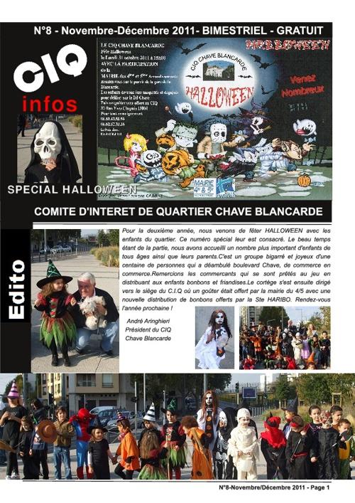 CIQ INFOS N°8