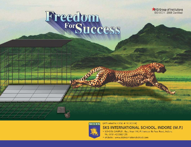 SKS International School by Srijan Advertising