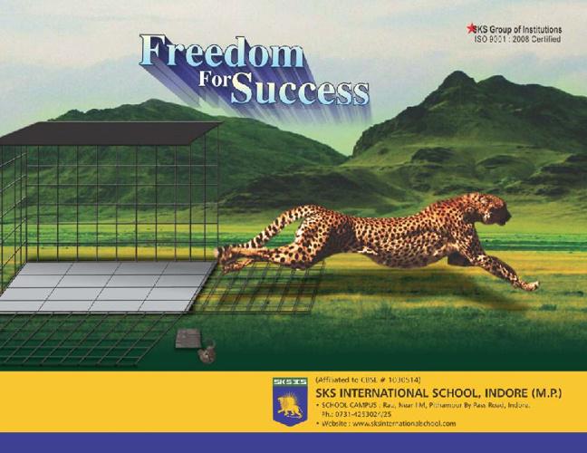 SKS International School by Srijan Advertising