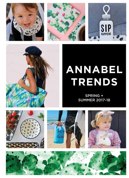 Annabel Trends Spring Summer 2017-18 catalogue