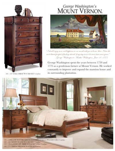 Durham Furniture - Architect Collection
