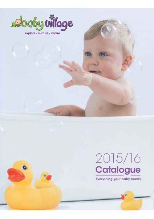 Baby Village Catalogue 2015/16